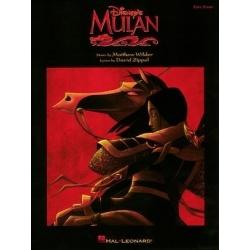 Mulan-easy piano