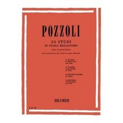 E. Pozzoli - 24 Studi Di...