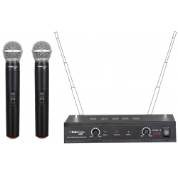 SET  MICROFONI WIRELESS PA...