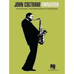 John Coltrane Omnibook