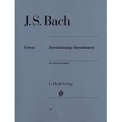 J.S. Bach - Invenzioni a...