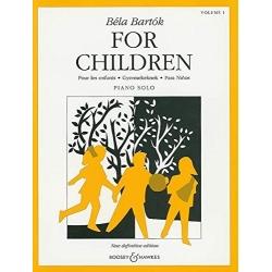 Bela Bartok - For Children...