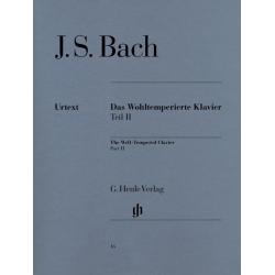 J.S. Bach - Il clavicembalo...