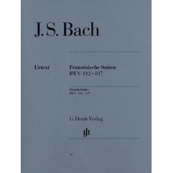 J.S. Bach - Suites francesi