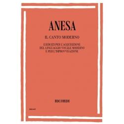 Anesa - Il Canto Moderno