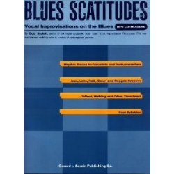 Bob Stoloff - Blues Scatitudes