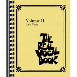 The Real Vocal Book -...