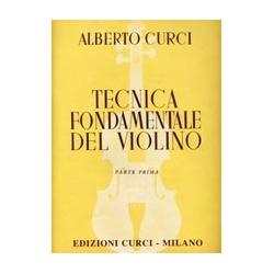 Alberto Curci - Tecnica...