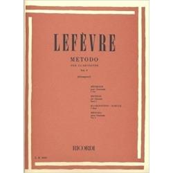 Metodo per clarinetto VOl. 1
