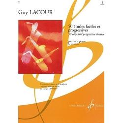 Guy Lacour - 50 Etudes...