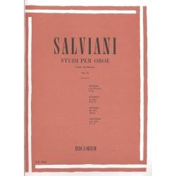 Salviani - Studi per oboe...